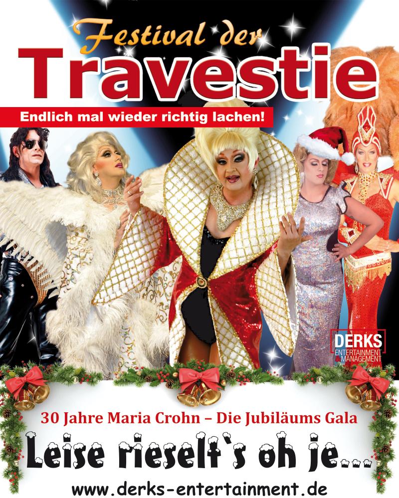 Festival der Travestie Weihnachten